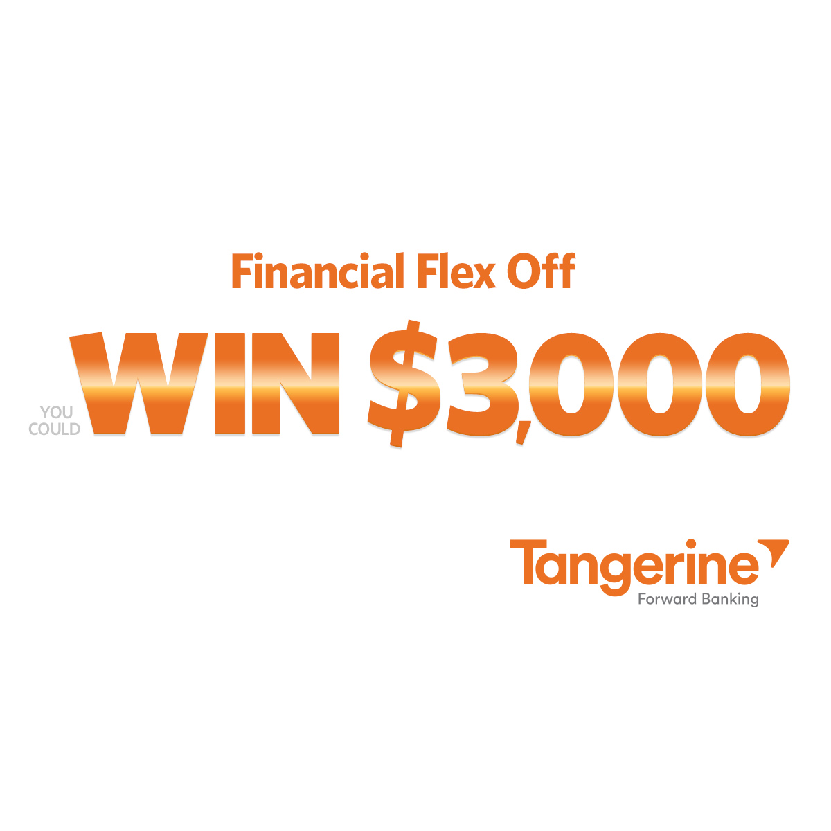 online contests, sweepstakes and giveaways - Financial Flex Off