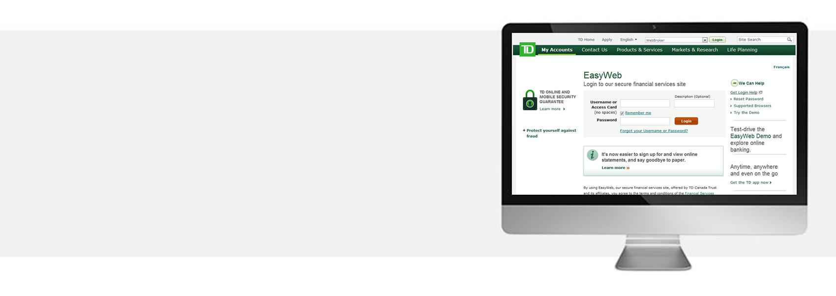 Top 10 Punto Medio Noticias | Td Online Banking Canada Easyweb